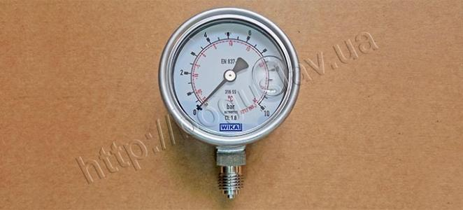 manometer ammonia resistant 10 bar (233.50.063)