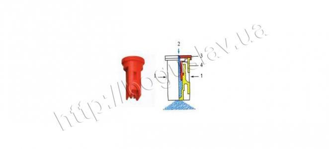Injection Spray Gun